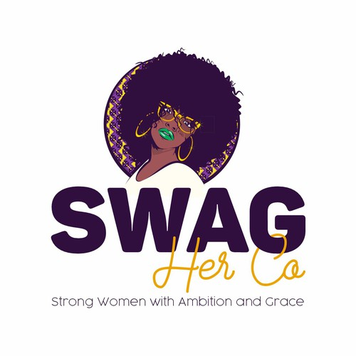 DOPE logo for Women of Color Collective