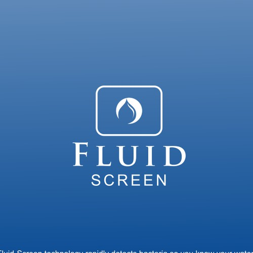 fluid screen