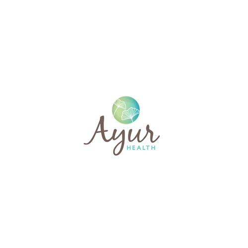 logo for ayurvedic consultations