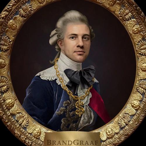 cool old royal character for Brandgraaf