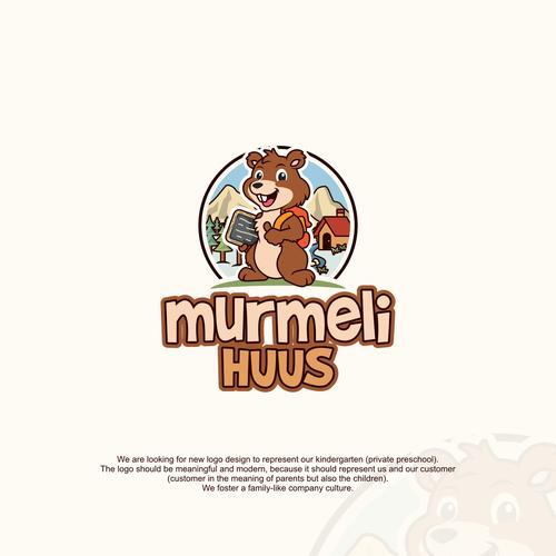 logo Murmeli Huus