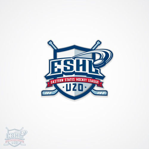 Hockey Theme Logo