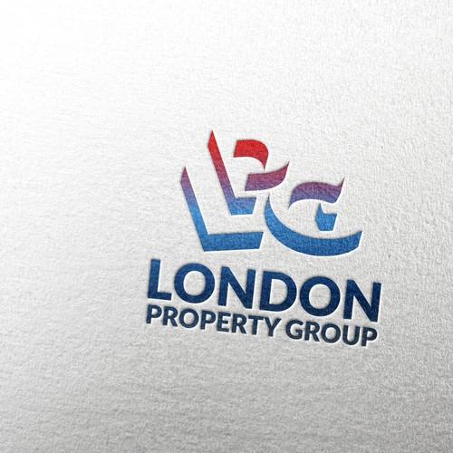 Logo ide for londo propery group