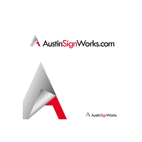 Help Austin Sign Works with a new logo