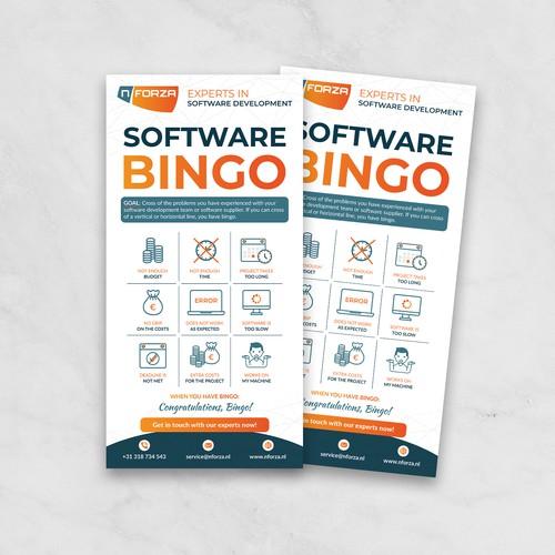 Software Bingo Game