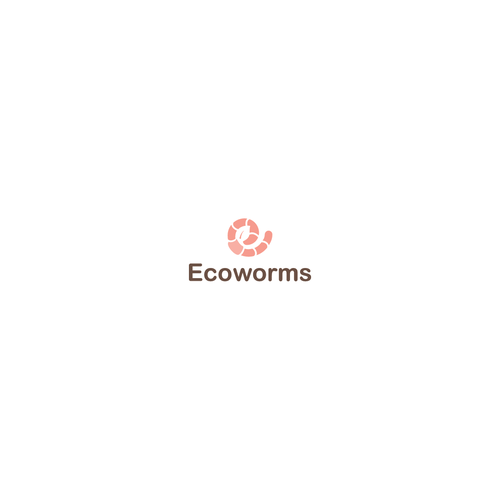 Logo concept for Ecoworms