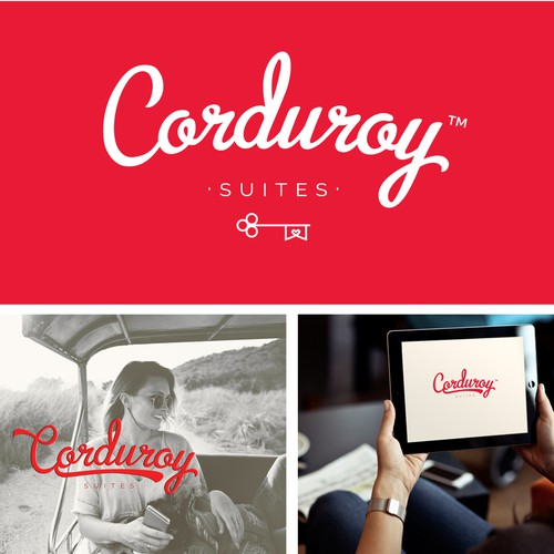 Logo - Corduroy Suites