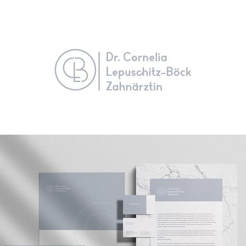 Logo for dental practice