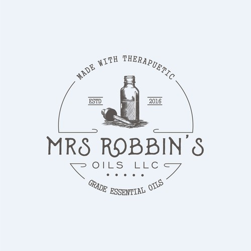 MRS ROBBIN'S OILS LLC