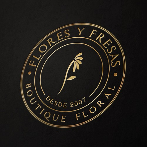 Logo for a flower shop!!