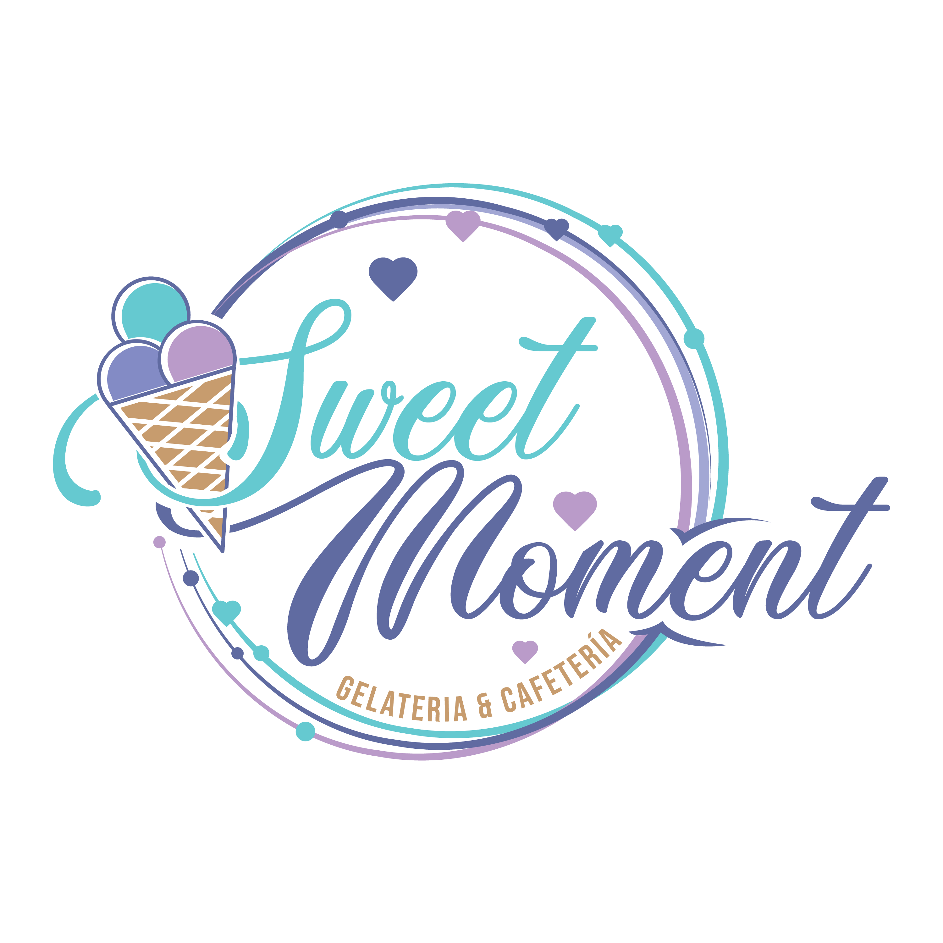 Sweet Moment Gelateria & Cafetería