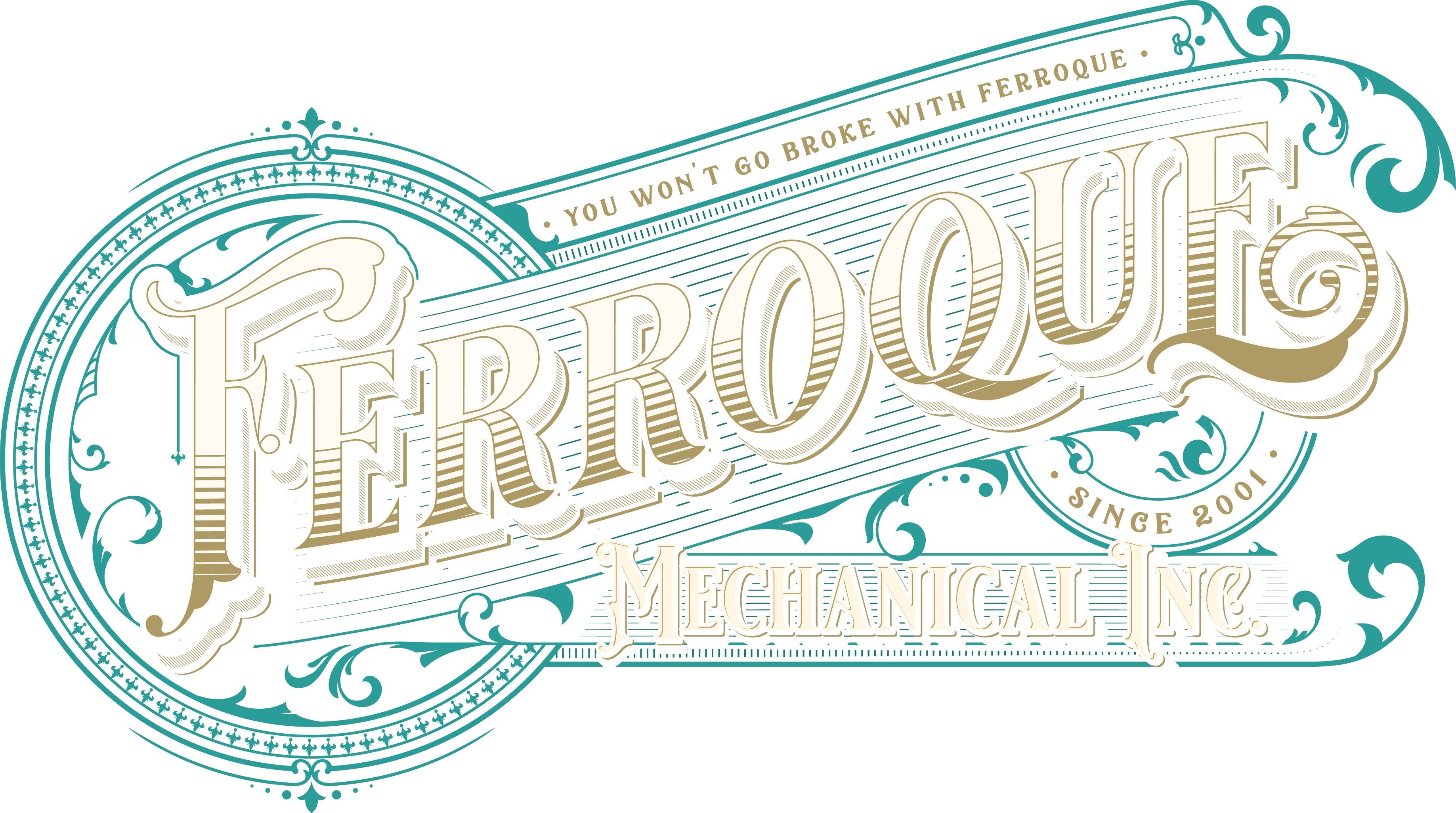 Design an Art Nouveau \ Vintage Logo and Branding for a Trades Company
