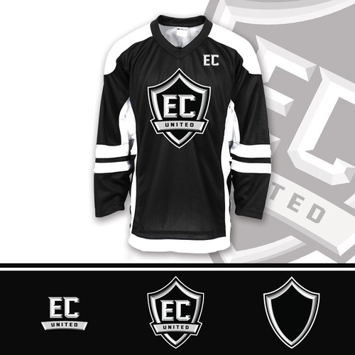 Logo EC UNITED