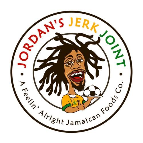 Jordan's Jerk Joint - Food Brand Logo