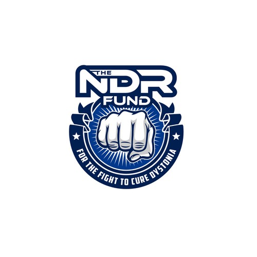 Design a logo  for The NDR fund