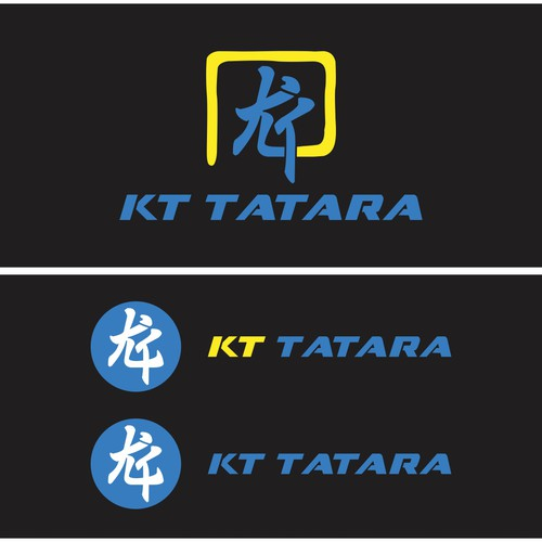 Re-branding for Stand-Up Comedian/Actor KT Tatara