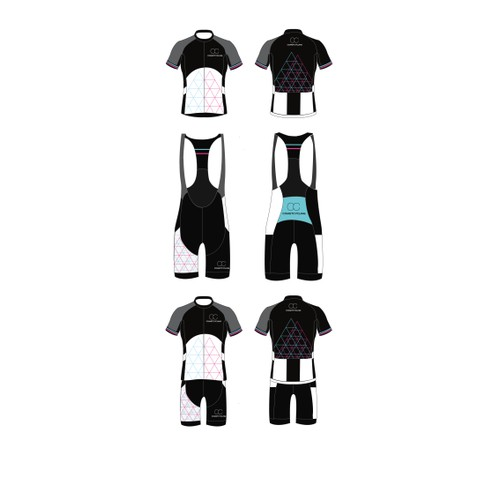 Design our team's next Cycling Kit.