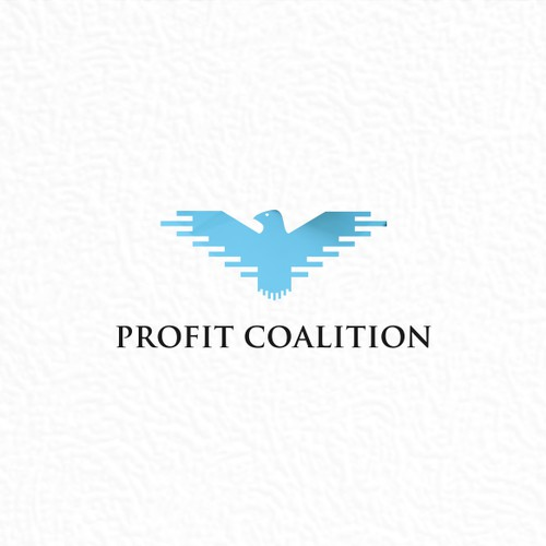 Logo proposal for Profit Coalition, a mastermind grup organisation