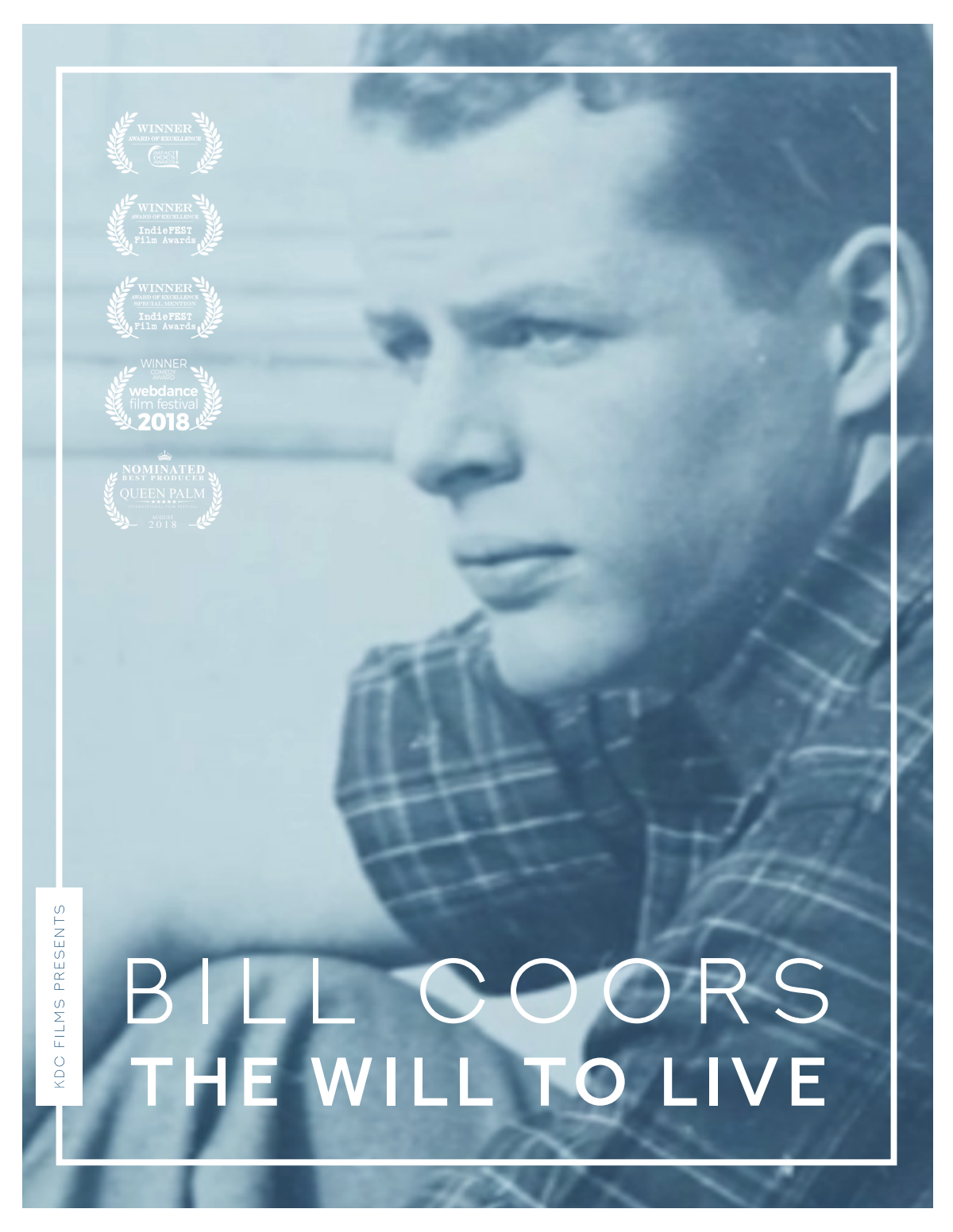 Bill Coors: The Will To Live Press Kit