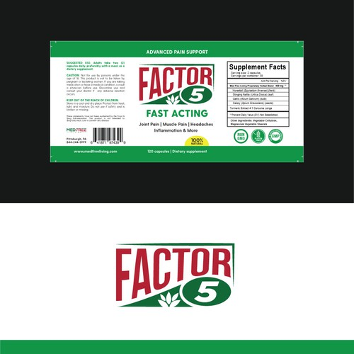bold concept for factor 5
