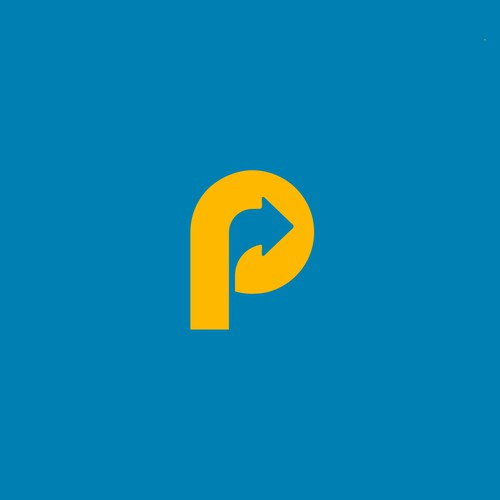 logo design concept for Pathlabs, a hybrid technology/service provider company in the digital media space.