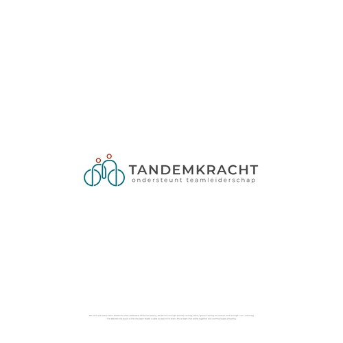 Exciting and creative logo for a team coaching business