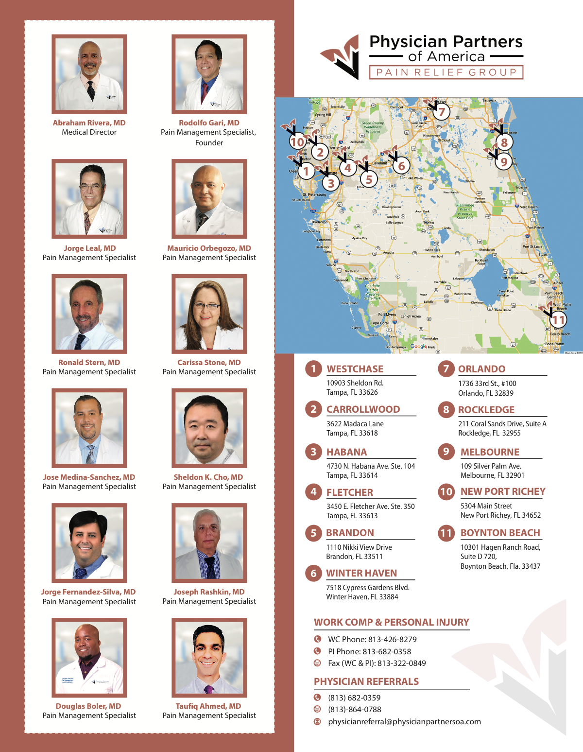 Updated FL Physician Flyer 8.125 x 11.125 -09-2017