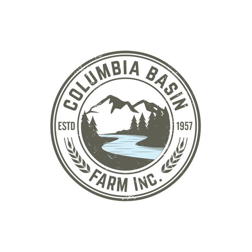 Logo for Columbia Basin Farm Inc.