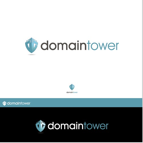 Help Domain Tower with a new logo