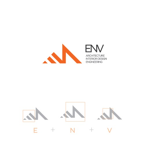 logo design for ENV