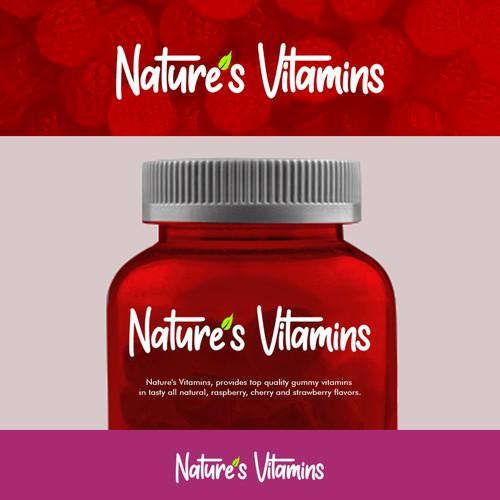 logo for gummy vitamin
