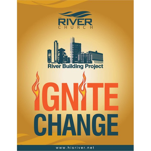 Ignite Change, Building Project for The River Church
