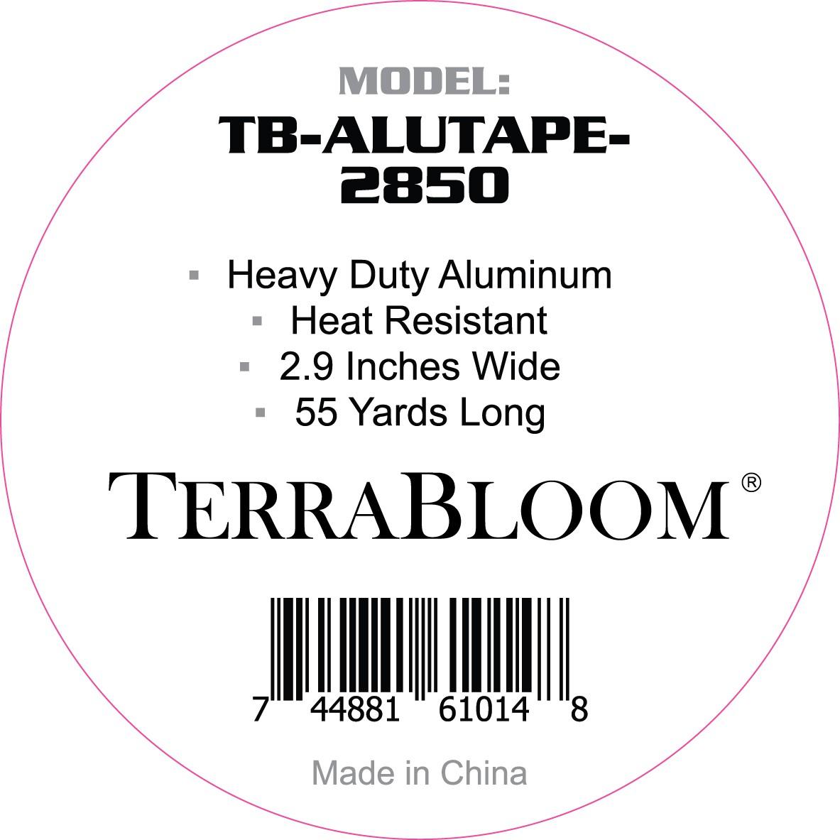 Model: TB-ALUTAPE-2850
