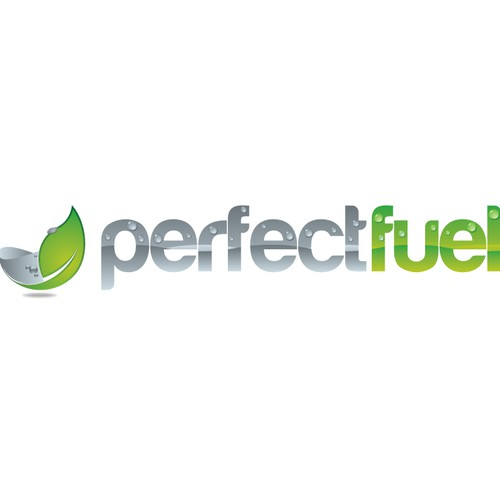 perfect fuel needs a new logo