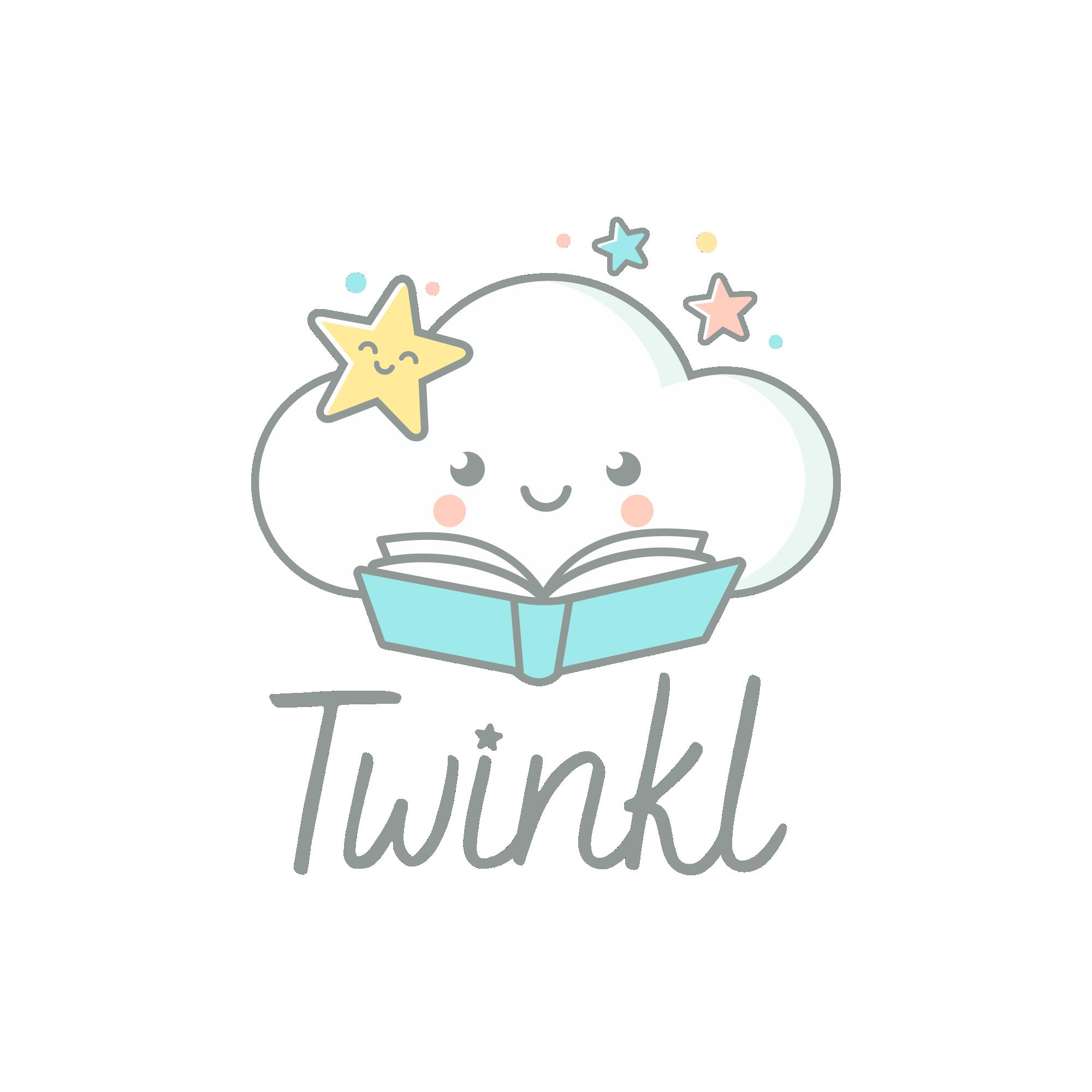 Creative logo for children's gadgets shop