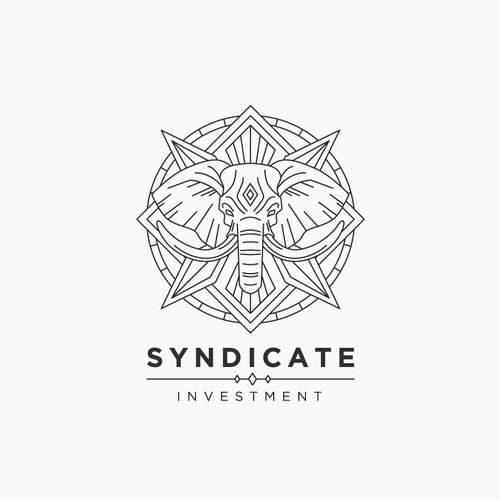 Intricate logo design for Syndicate Investment