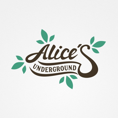 Alice's logo design