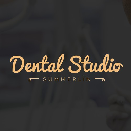 Dental Studio Logo Concept