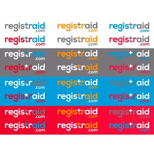 Make a logo for registraid.com
