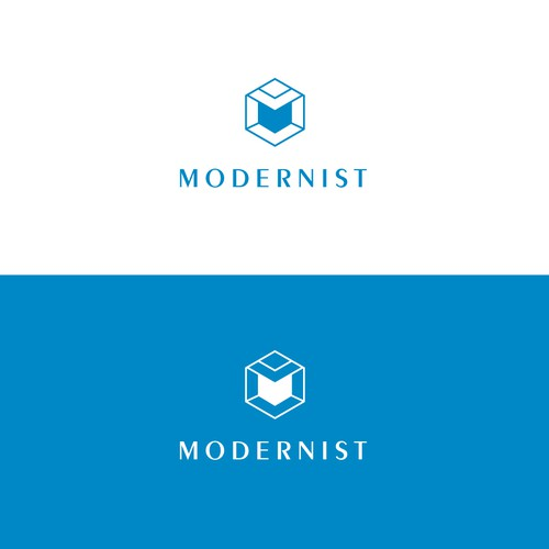 Modern logo for consulting firm