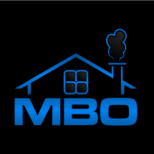 Create a logo for a luxury windows & doors brand, MBO