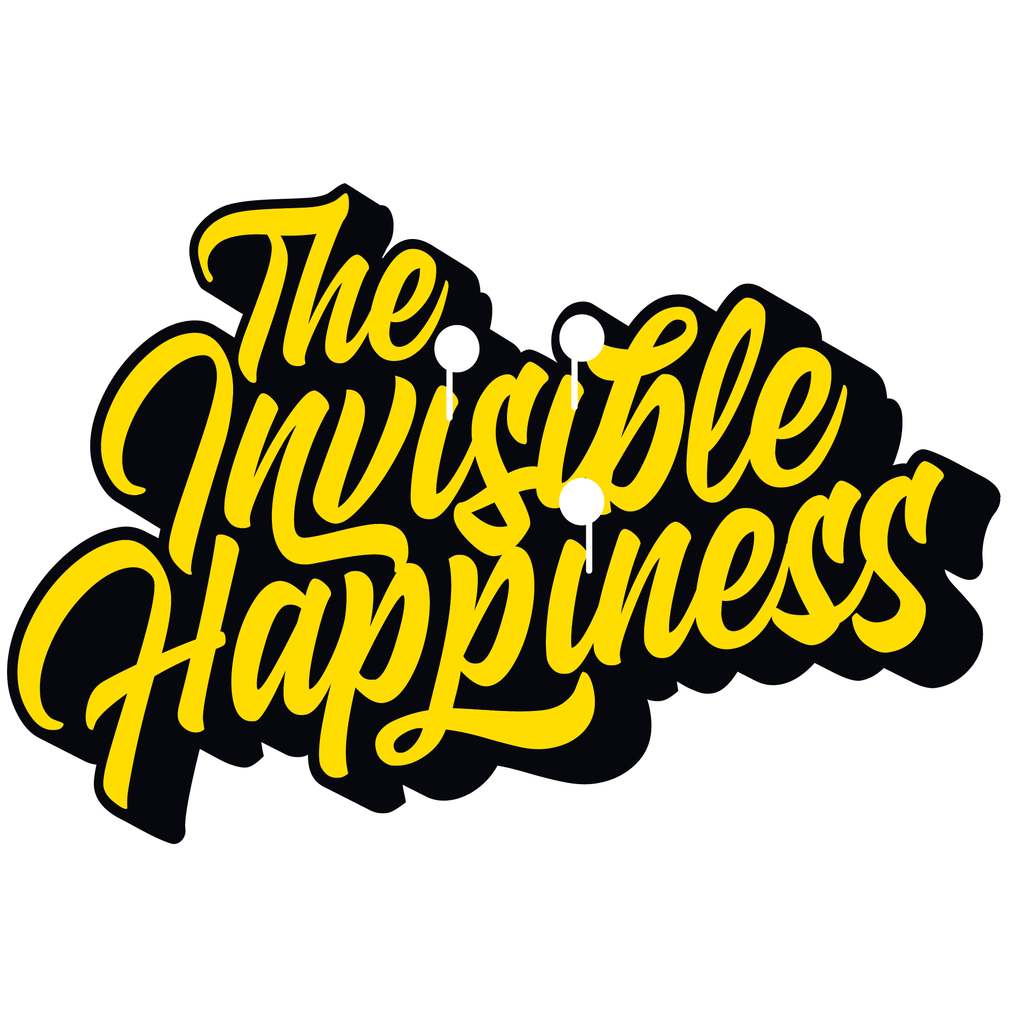Logo/design for Podcast - The Invisible Happiness