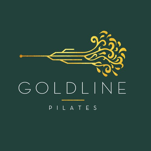 Gold line Pilates