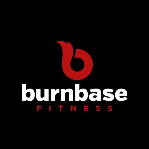 Burnbase Fitness Logo