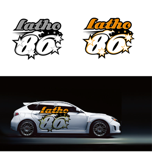 #FinalistProposal; Logo for Australian Rally Driver! @latho86