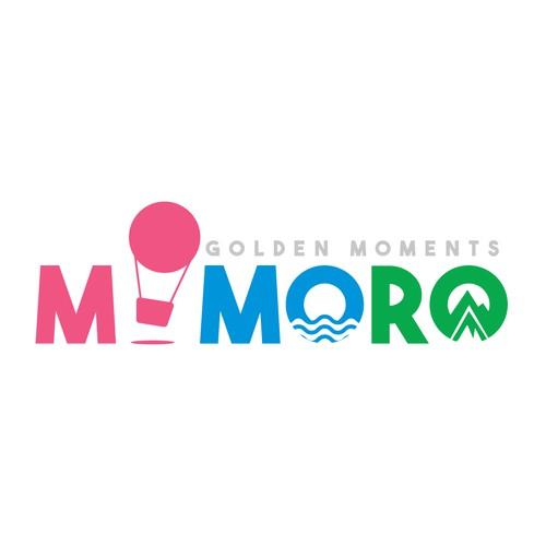 Logo design for lets panel Momoro