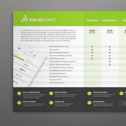 SolidProfessor Brochure