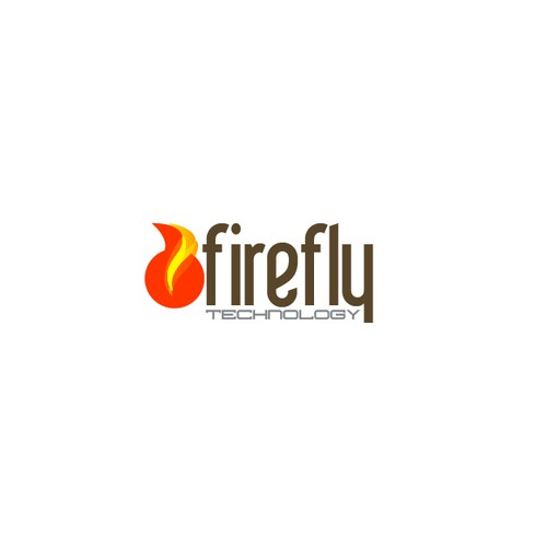 Firefly Technology Logo Design