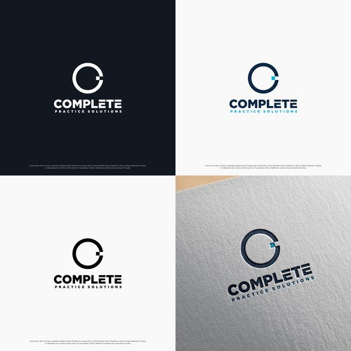 Simple logo for Complete Practice Solutions.