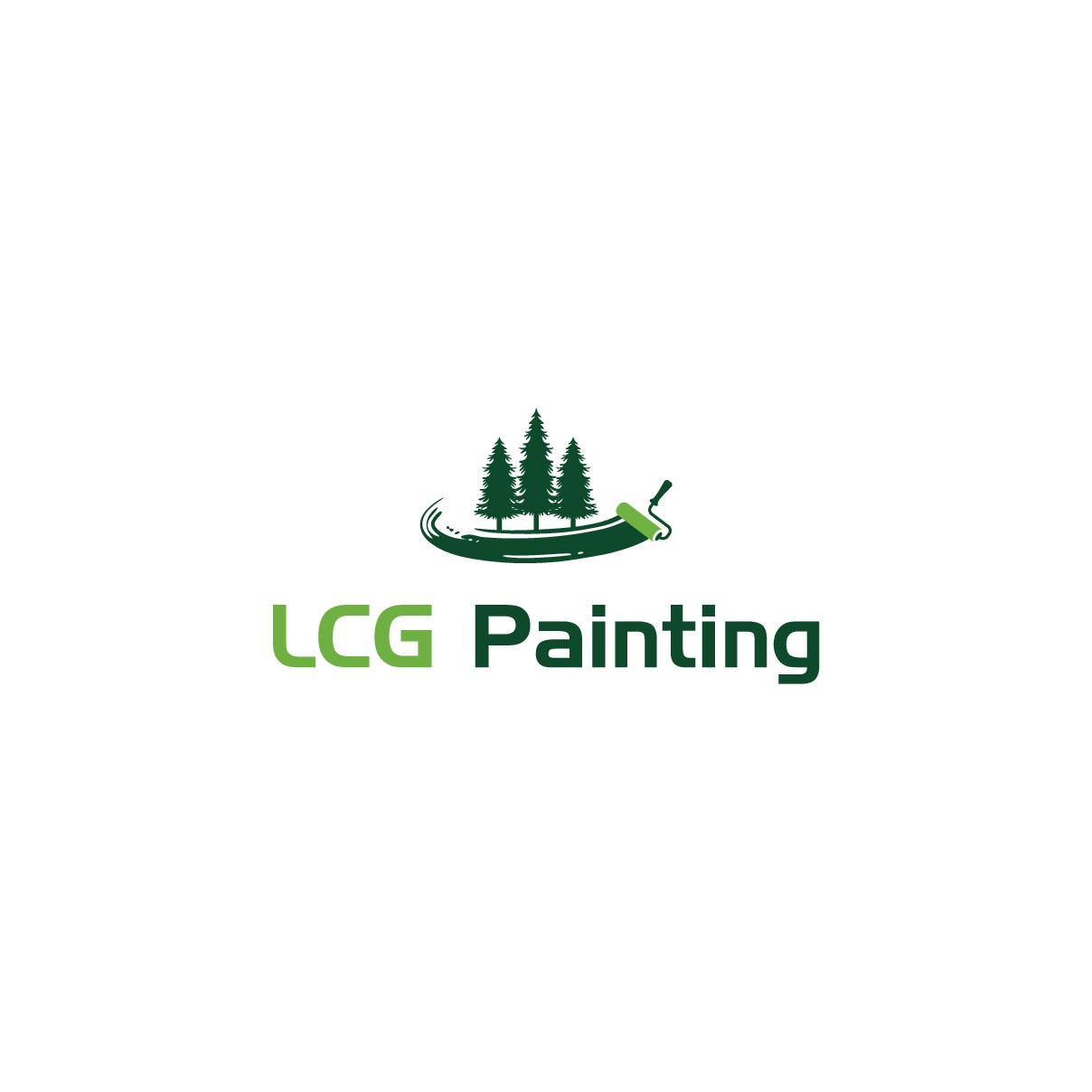 Logo for painting business